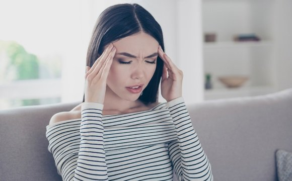 Психогенное головокружение вызывают тревожные расстройства