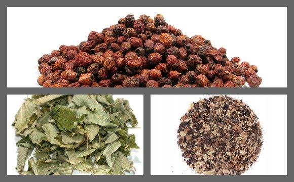 Растительные ингредиенты