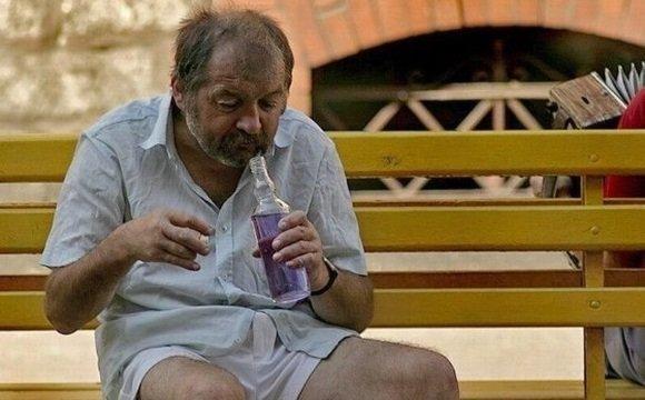 Хроническая алкогольная энцефалопатия