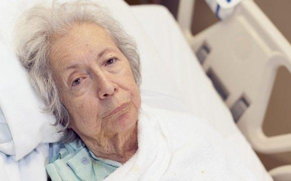 Прогрессирующая деменция при болезни Альцгеймера