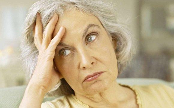 Ухудшение памяти и снижение внимания