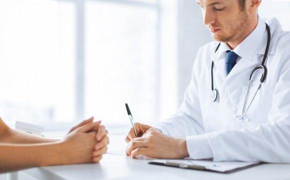 На приеме у врача по поводу головокружений