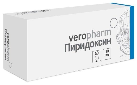 Пиридоксин в таблетках