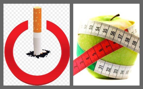 Отказ от курения и нормализация веса